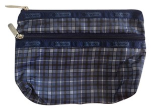 LeSportsac Make Up Plaid Clutch