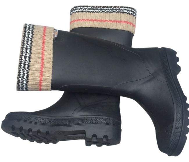 Item - Rain Boots/Booties Size US 7.5 Regular (M, B)