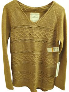 O'Neill Summer Beige Beach Tunic Sweater