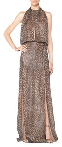 Leopard Maxi Dress by Tamara Mellon