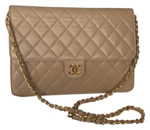 Chanel Vintage 2.55 Single Flap Shoulder Bag