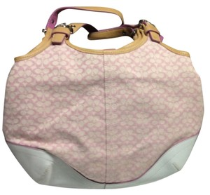 Coach Tote in Ponk