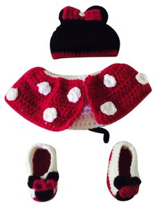 Jessica m creation Minnie Mouse crochet