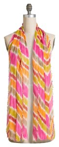 Elizabeth Gillett Multi Color Scarf
