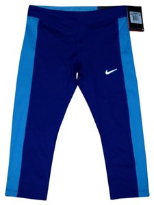 Nike NIKE DRI-FIT Women's Sz XS TIGHT FIT Legging Capris RUNNING BRAND NEW WITH TAGS