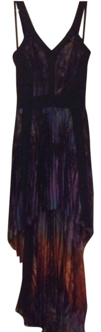 Preload https://img-static.tradesy.com/item/6291199/bebe-multicolor-high-mid-length-night-out-dress-size-00-xxs-0-0-650-650.jpg