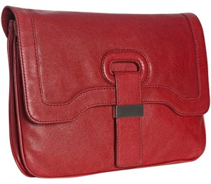 Botkier Red Clutch