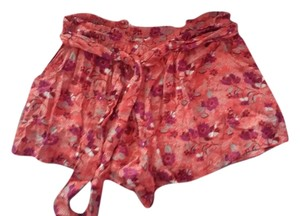 American Eagle Outfitters Mini/Short Shorts Floral