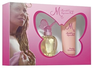 Mariah Carey Mariah Carey M Luscious Pink For Women Fragrance 2 Piece Gift Set NEW!