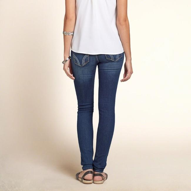 Hollister Skinny Pants Medium Wash