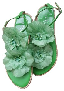 Eddie Marc Green Sandals