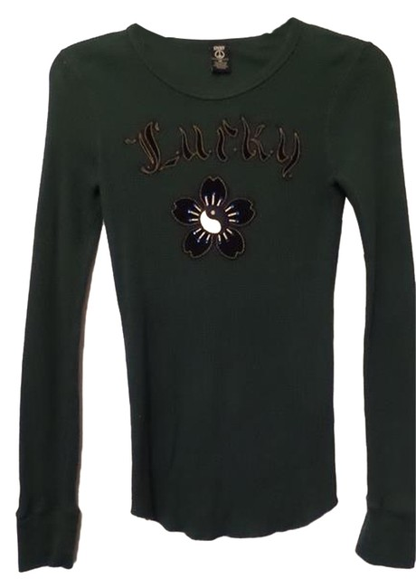 Preload https://img-static.tradesy.com/item/6293704/lucky-brand-green-w-multi-color-detail-cotton-thermal-embroidered-long-sleeve-knit-sweaterpullover-s-0-0-650-650.jpg