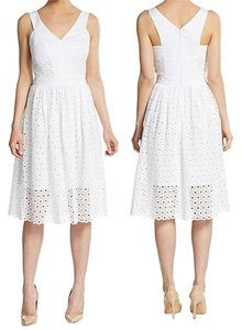 Anne Klein short dress White on Tradesy