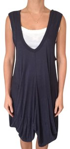 Graham & Spencer short dress navy on Tradesy