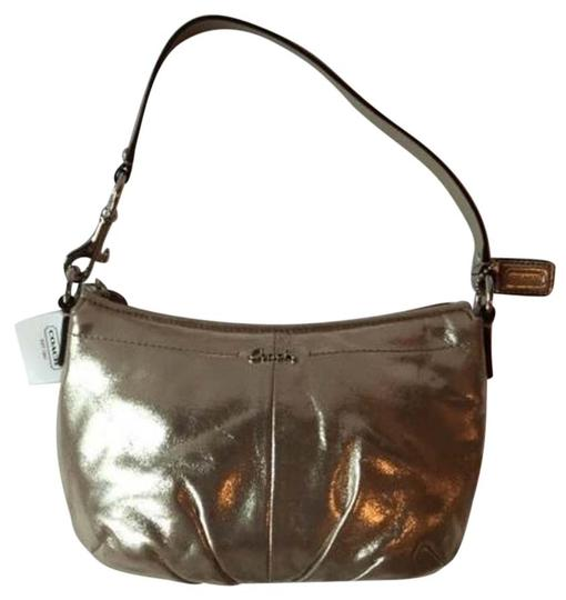 Preload https://img-static.tradesy.com/item/6295102/coach-pleated-top-handle-mini-purse-f45548-pewter-fabric-covered-leather-baguette-0-1-540-540.jpg
