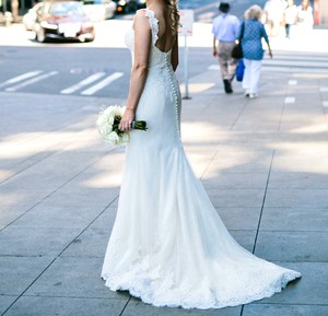 Anne Barge Avallon Wedding Dress
