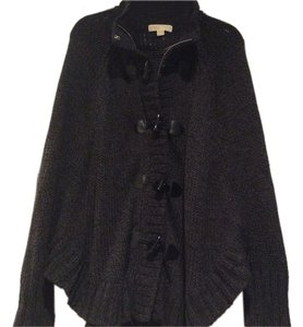 Michael Kors Horn Sweater Cape
