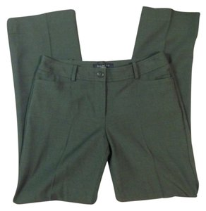 Talbots Straight Pants Forest green