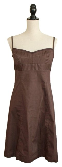 Preload https://img-static.tradesy.com/item/6295849/jcrew-chocolate-brown-knee-length-workoffice-dress-size-8-m-0-0-650-650.jpg