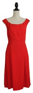 Donna Karan Holiday Dress