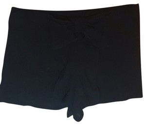 Rue 21 Bow Mini/Short Shorts black