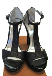 Michael Antonio New Excellent Condition Black Platforms