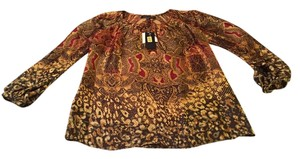 Jones New York Top Paisley