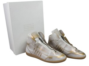 Maison Margiela White/Gold Athletic