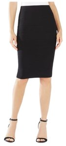 BCBGMAXAZRIA Pencil Pencil Skirt Black