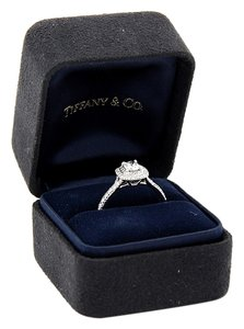 Tiffany & Co. 13859S - Tiffany & Co. Soleste 0.38ct Center Diamond Engagement Ring