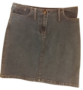 INC International Concepts Skirt Denim Skirt