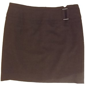 Ralph Lauren Wool Skirt Grey