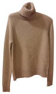 Halogen Wool Rabbit Camel Sweater
