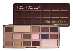 Too Faced New in box Too Faced Chocolate Bar eyeshadow palette