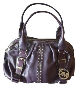 Michael Kors Limited Edition Satchel in Purple