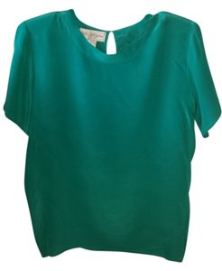 Kim Rogers Top teal