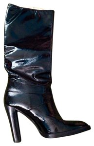 MICHAEL Michael Kors Patent Leather Boots
