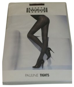 Wolford Wolford Payline Cordovan Tights Size