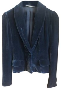 Twelfth St. by Cynthia Vincent Navy Blazer