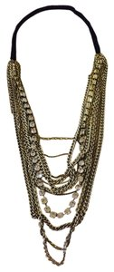 Madewell Madewell Multi-Chain and Rhinestone Necklace