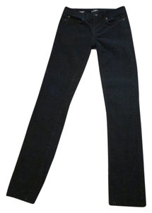 Ann Taylor LOFT Cords Straight Pants Black
