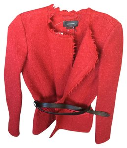 Isabel Marant Red Blazer