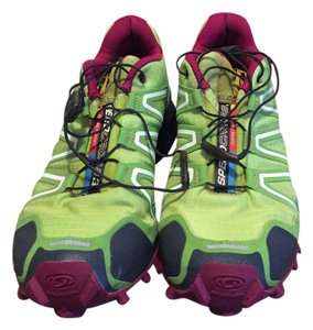Salomon Green Athletic