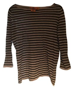 Tory Burch T Shirt Brown