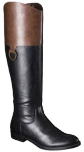 Merona Tall Brown/Tan Boots