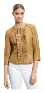 Tory Burch Dijon Leather Jacket