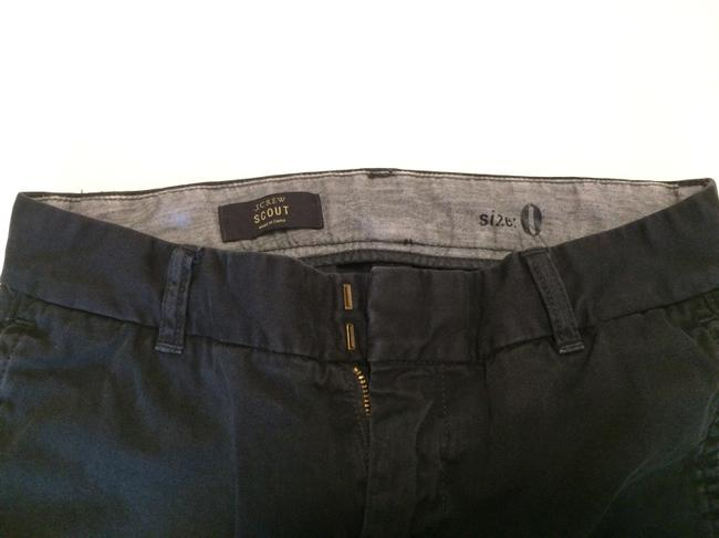 J.Crew Cropped Cropped Khaki/Chino Pants faded black