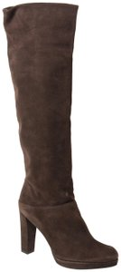 Stuart Weitzman Crushable Knee High Knee-high Timber Boots
