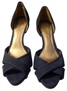 Jessica Simpson Light Royal Blue Pumps