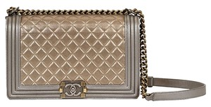 Chanel Limited Edition Vintage Leather Runway Shoulder Bag